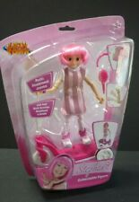 """Lazy Town Stephanie 6"""" Action Figures Simba 2012 New & Sealed"""