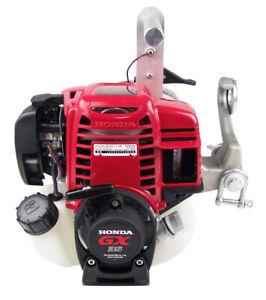 Spillwinde mit Honda Motor GX 35 Spindelwinde Winde bis 1000kg NEU