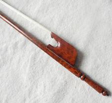 Top Snakewood baroque Cello bow 4/4, outward camber powerful tone