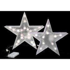 """LED Stern """"Lichtermeer"""" mit 20 LED Lichtern, ca.35cm hoch"""