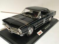 Maisto 1965 Pontiac GTO Special Edition 2020 New Release 1:18 New In Box #31885