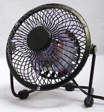 Self Standing Mini Metal Desk Fan