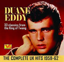Duane Eddy - Complete UK Hits (1958-1962)