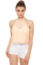 Magliette da donna in cotone con girocollo taglia 42