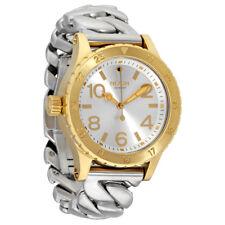 Nixon 38-20 Silver Dial Ladies Watch A410-2281-00
