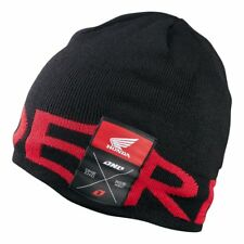 "One Industries ""Ride Red"" Dart Beanie Hat - BLACK - One Size _82155-001-001"