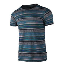 Men's Ethnic Style Geometric Jacquard Comfort Jersey T-shirt for Festival Party