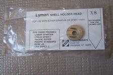 Lyman X8 Shell holder Reloading Fits Rcbs lyman Lee Hornady & other presses