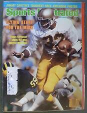 Sports Illustrated Jimmy Carter Vagas Ferguson Notre Dame September 24 1979
