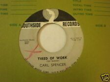 HEAR IT R&B Carl Spencer Southside 1002 Tired of Work