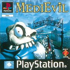 Medievil (Sony Playstation 1, 1999) - EAN 711719748724