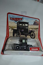 2005 DISNEY PIXAR CARS LIZZIE VERY HARD TO FIND !!