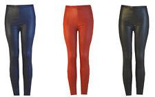 **BNWT Ladies Women Sexy Faux Leather Look Legging Pants uk Size ( 8_10_12_14 )*