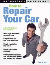 NEW HOW TO REPAIR YOUR CAR WORKSHOP SERVICE MANUAL HOME MECHANIC DIY AUTOMOTIVE