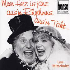 Liebchen cuore is Janz da 'M ritmo, da' M clock... - cd-live accaduti Hansa Teatro