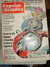 POPULAR SCIENCE - Jan. 1967 - DANNY KAYE: IF I CAN FLY, YOU CAN FLY - MORE