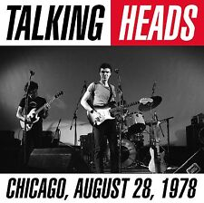 Talking Heads Live in Chicago 1978 - NEW SEALED 180g VINYL! SALE !