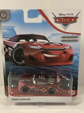 Disney Pixar Cars Jonas Carvers Special Metallic Edition Mattel Scavenger Hunt
