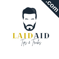 LAIDAID.com 7 Letter Short .Com Catchy Brandable Premium Domain Name for Sale