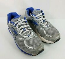 b57004a984b Brooks Ariel 12 Womens Running Shoes Silver Blue Size 10.5 (2E) Extra Wide