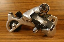 1990 MTB rear derailleur Shimano RD-M735 Deore XT made in Japan long cage 7 sp