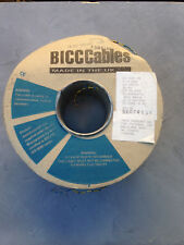 Bicc Helsby wire connector 400 meter  yellow / blue blue -yellow