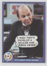 1978 Topps Mork & Mindy #52 I wish they'd develop a vaccine for disco fever! 0n8