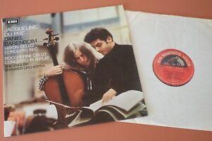 ASD 2331 Du Pre Barenboim Haydn Boccherini Cello Concerto ECO HMV STEREO UK 1st