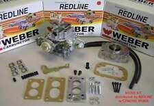 Suzuki Samurai Weber Carb Conversion Kit Electric Choke w/ Air Filter Adapter