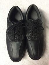 Footjoy Men's Black Lace Up Athletic Golf Shoes Suze Sz 9 Medium Med M