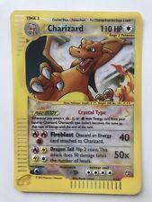Charizard 9/12 Jumbo Holo Box Topper Over Sized Pokemon Card Skyridge Set