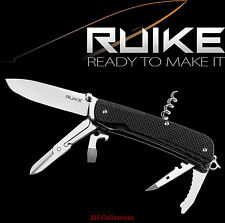 Ruike Knives trekker ld31-b navaja Pocket Knife multi herramienta glasbrecher