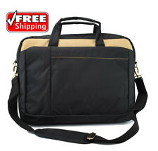Laptop Case Notebook Computer Bag Shoulder Carrying Messenger Carry UP 17.3 Inch
