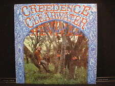 CREEDENCE CLEARWATER REVIVAL SELF-TITLED LIBERTY 83259 BRITISH IMPORT RECORD