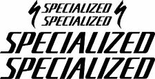 Specialized Bicycle Decal Set MTB/Road (Gloss Black)