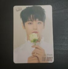 The Boyz White Album YES! Magazine Official Photocard JUYEON ONLY (Unofficial)