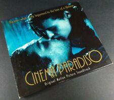 Cinema Paradiso Soundtrack - Ennio Morricone - 2001 - Cd - Limited Edition