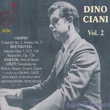 Piano Music 2, New Music