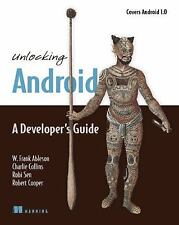 Unlocking Android by Robi Sen, Robert Cooper, W. Frank Ableson, Frank Ableson...