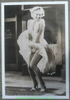 MARILYN MONROE MOVIE POSTER 26x38 WHITE DRESS#2 Scene From The Seven Year Itch