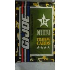 G.I.Joe A Real American Hero Booster Pack