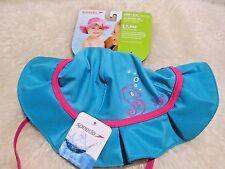 (New) Speedo Kids UV Bucket Hat - Blue  ( Size : S/M )