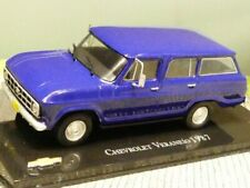1/43 Chevrolet VERANEIO 1987 blau