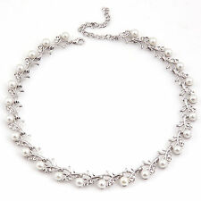 Halskette aus Perlen für Braut