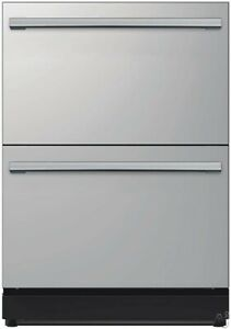"""Thermador T24UR810DS 24"""" Stainless Steel Under-counter Refrigerator"""
