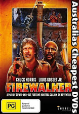 Firewalker DVD NEW, FREE POSTAGE WITHIN AUSTRALIA REGION 4