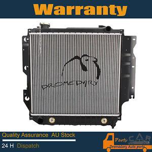 Radiator For Jeep Wrangler YJ/TJ/LJ RHD 1987-2006 4.0L 6Cyl Auto/Manual AUS