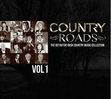 Country Roads Vol. 1. The Definitive Irish Country Music Collection CD 2018