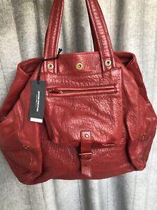 Jerome Dreyfuss - BILLY - Rouge Large Bag