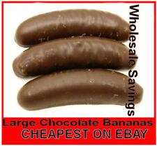 Chocolate Foam Bananas X 10 Retro Sweets Candy Original